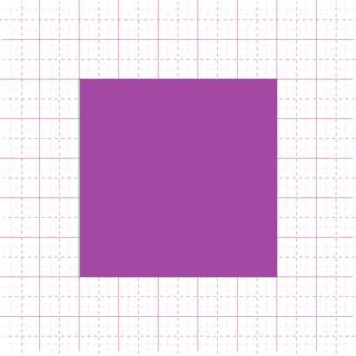 Zone délimitée de la feuille qui forme un tableau.