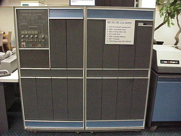 Photo IBM 1401