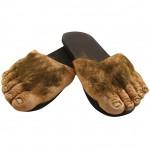 Sandale en forme de pied