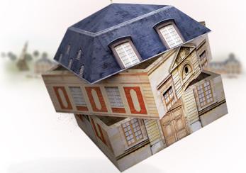 Image le tableur est comme une maison.